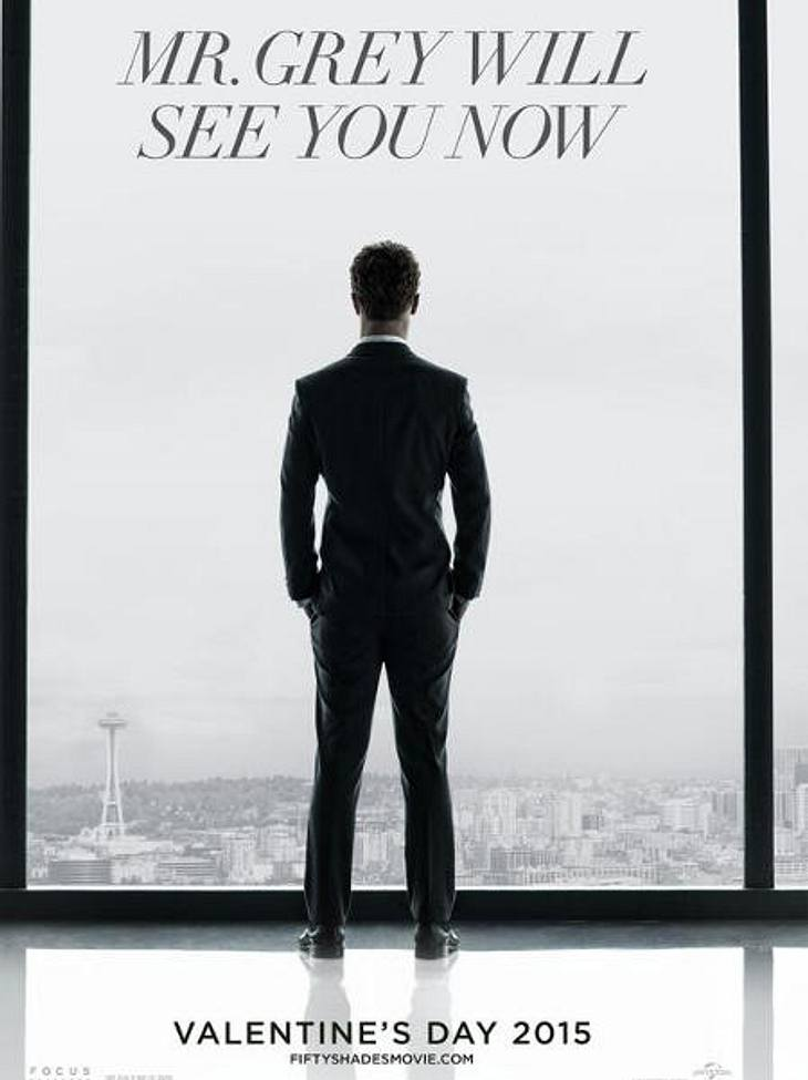Mr. Grey will see you now!