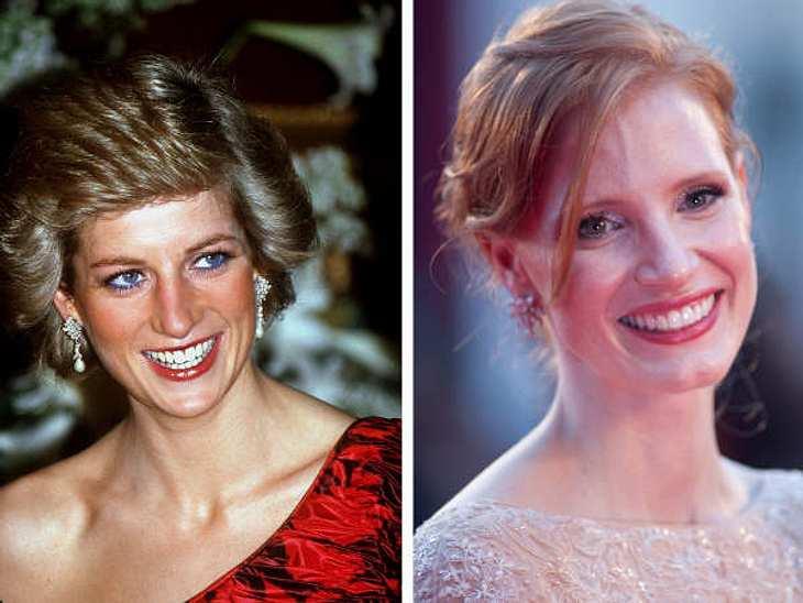 Film-BiografieBis 2013 soll das Leben von Lady Diana verfilmt werden. Für die Hauptrolle ist die Schauspielerin Jessica Chastain vorgesehen.