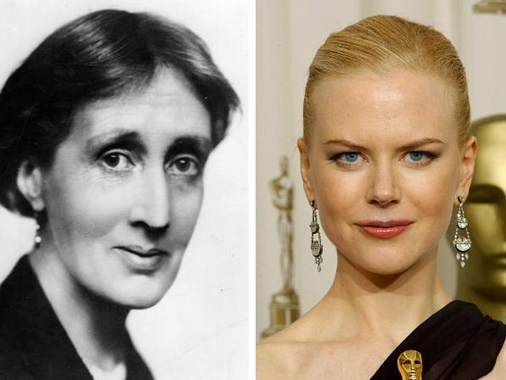"""Film-Biografie""""The Hours  Von Ewigkeit zu Ewigkeit"""" zeigt das Leben von drei Frauen. Nicole Kidmann spielt die Schriftstellerin Virginia Woolf. Die ist zerfressen von Lethargie, Depression und psychischen Störungen. Im Buch """""""