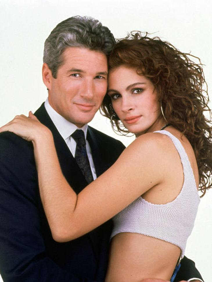 "Die schönsten Filmküsse: ""Pretty Woman"",Mit diesem Dialog klärten Geschäftsmann Edward (Richard Gere) und Prostituierte Vivien (Julia Roberts) in dem Film ""Pretty Woman"" die Fronten: ""Was machst du?"" - ""Wa"