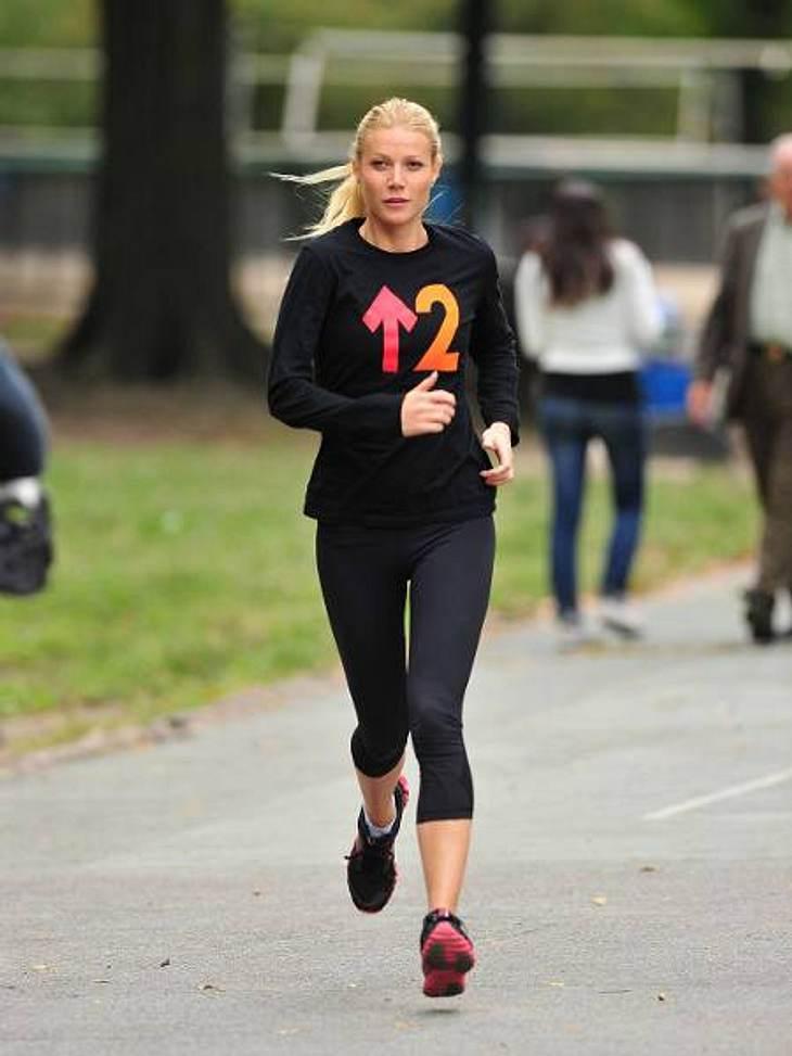 """Die Fitnesstrainer der Stars: so macht sich Hollywood fit für den Sommer,Die Mutter von zwei Kindern Gwyneth Paltrow (39) schwört auf Tracy Anderson und nennt sie """"Fitnessgenie"""". Sportfan Gwyneth und die Fitness-Trainerin sind sog"""