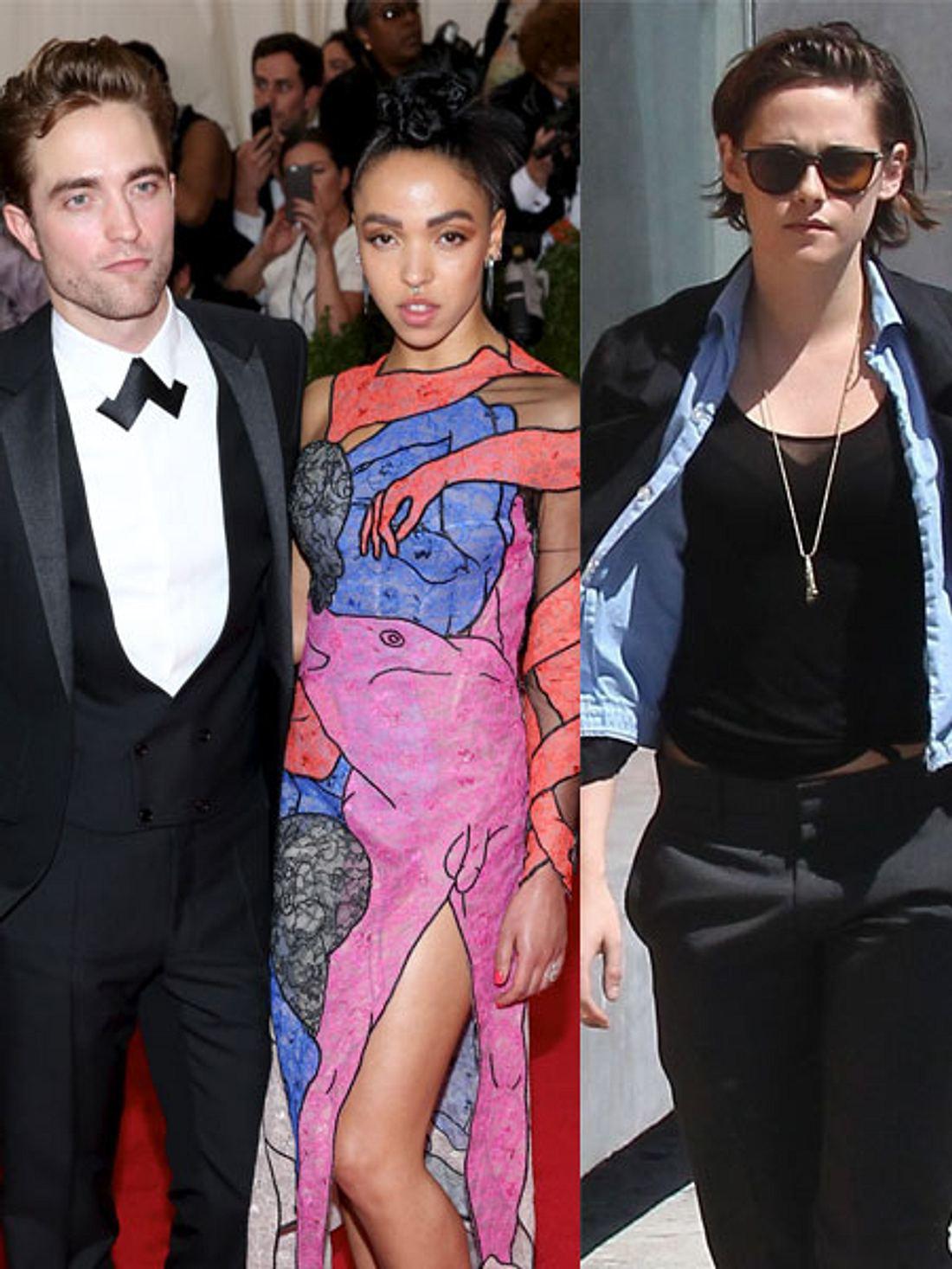 """FKA Twigs: Robert Pattinson-Ex Kristen Stewart """"soll die Fresse halten""""!"""