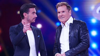 Florian Silbereisen und Dieter Bohlen - Foto: TVNOW/ Stefan Gregorowius