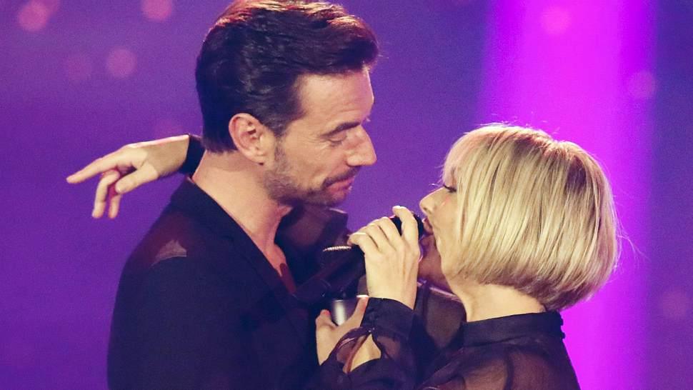 Florian Silbereisen & Michelle - Foto: imago