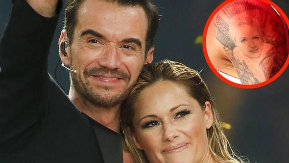Florian Silbereisen: Das passiert nach der Trennung mit seinem Helene-Tattoo - Foto: Getty Images