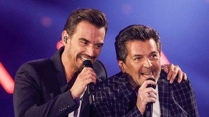 Florian Silbereisen und Thomas Anders - Foto: Getty Images