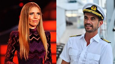 Florian Silbereisen und Victoria Swarovski - Foto: imago/ ZDF/ Dirk Bartling