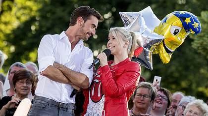 Florian und Beatrice - Foto: imago images / STAR-MEDIA