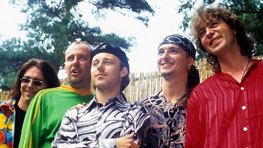 Fools Garden 1991 bei der Bandgründung - Foto: Imago