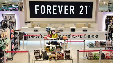 Modekette Forever 21:Rückzug aus Deutschland - Foto: Getty Images