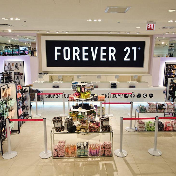 Modekette Forever 21 Rückzug Aus Deutschland Intouch