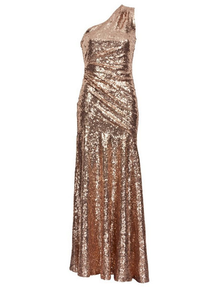 Kleid von Four Flavour, um 159,90 Euro.