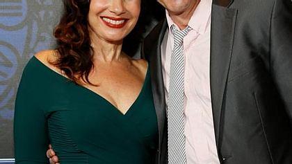 Fran Drescher und Charles Shaughnessy feierten Wiedersehen - Foto: GettyImages