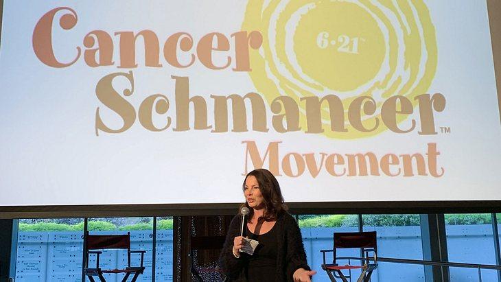 """Fran Drescher gründete """"Cancer Schmancer Movement"""""""