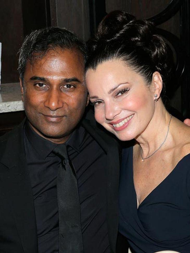 Fran Drescher und Shiva Ayyadurai haben geheiratet