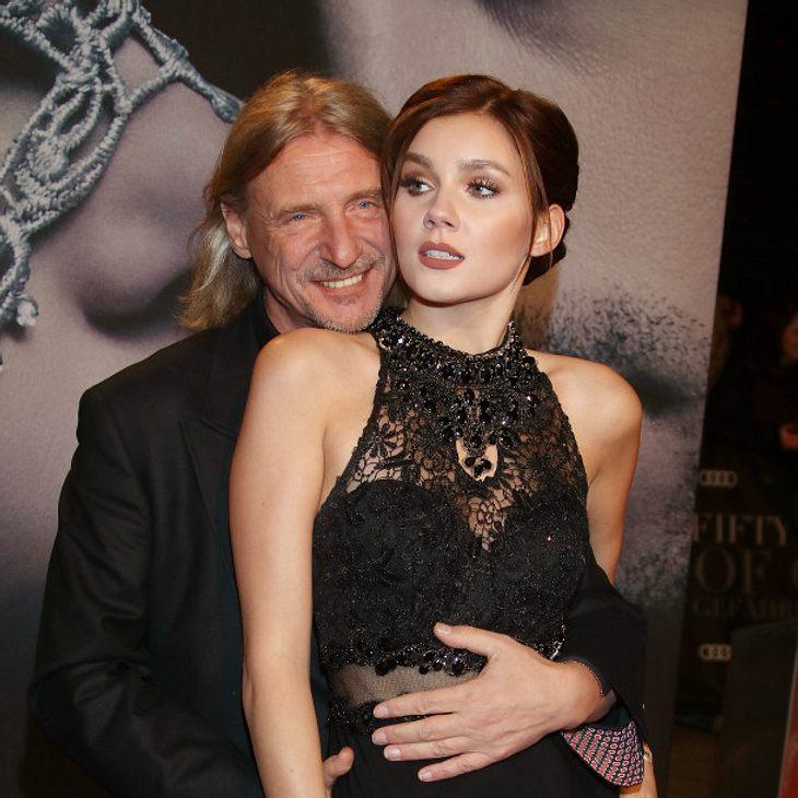 Nathalie Volk und Frank Otto bei der 'Shades of Grey'-Premiere