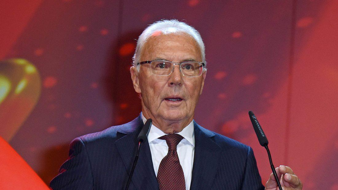 Wie schlecht geht es Franz Beckenbauer?