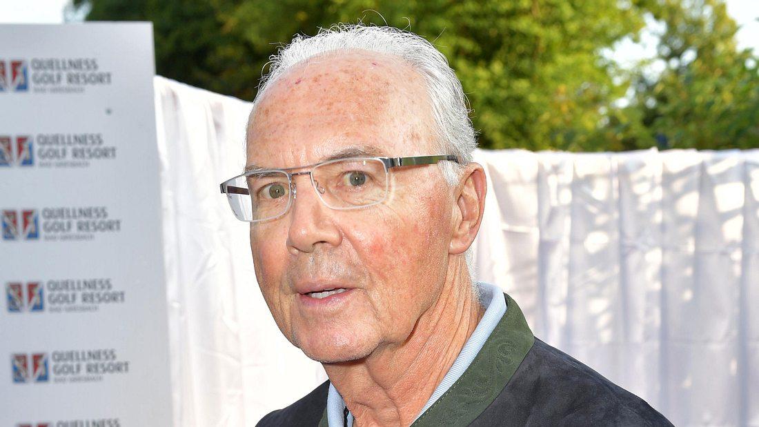 Franz Beckenbauer: Große Sorge! Sein Herz ist gebrochen!