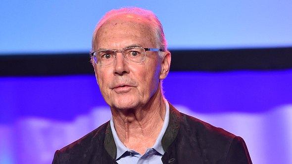 Franz Beckenbauer hatte einen Augeninfarkt - Foto: GettyImages