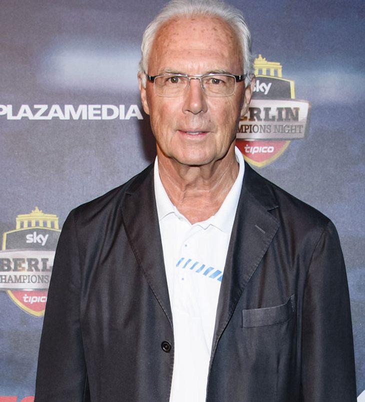 Franz Beckenbauer: Dieses Foto sorgt für Aufsehen!