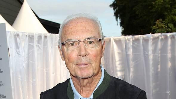 Franz Beckenbauer - Foto: imago images / Spöttel Picture