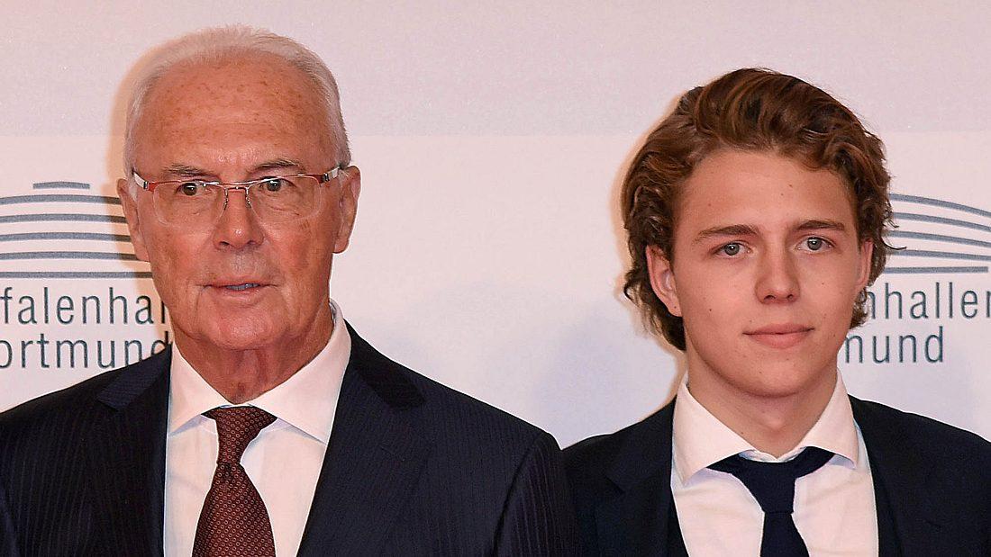 Franz Beckenbauers Sohn Joel packt aus