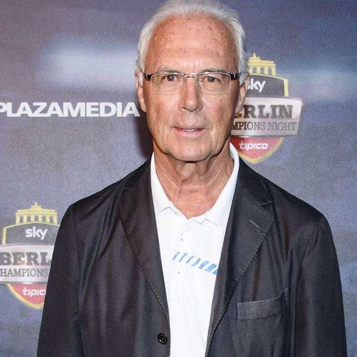 Franz Beckenbauer bekommt eine zweite Chance