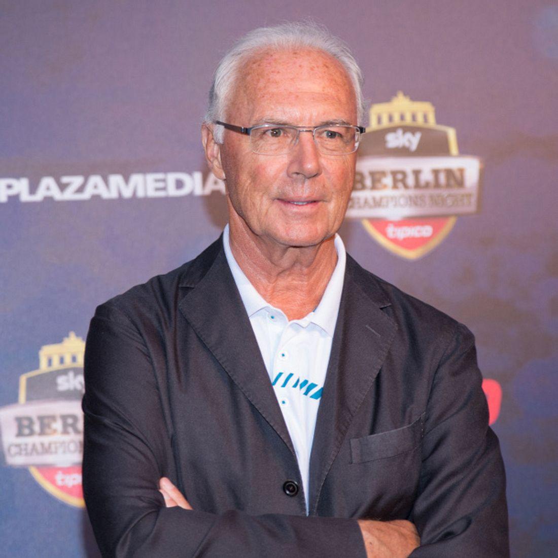 Franz Beckenbauer: Seine Freunde sind in Sorge!