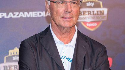 Franz Beckenbauer: Seine Freunde sind in Sorge! - Foto: WENN.com