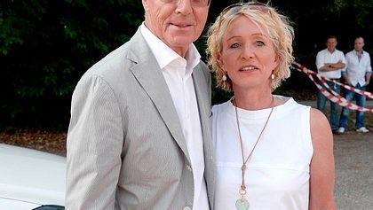Franz Beckenbauer: Verlässt ihn jetzt seine Ehefrau? - Foto: Getty Images