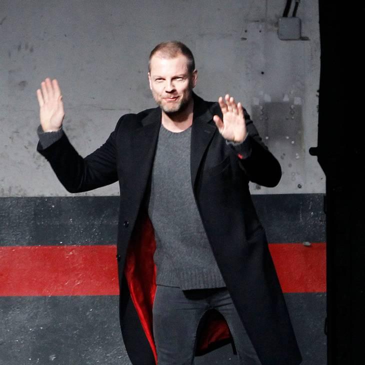 Jonny Johansson: Sohn Frasse modelt für Acne