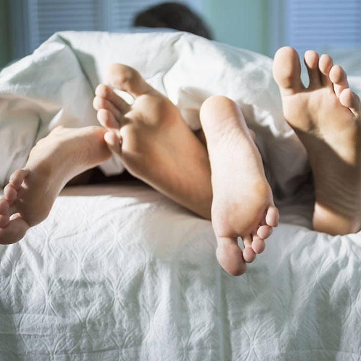 Die Frau hatte Sex mit ihrem Neffen