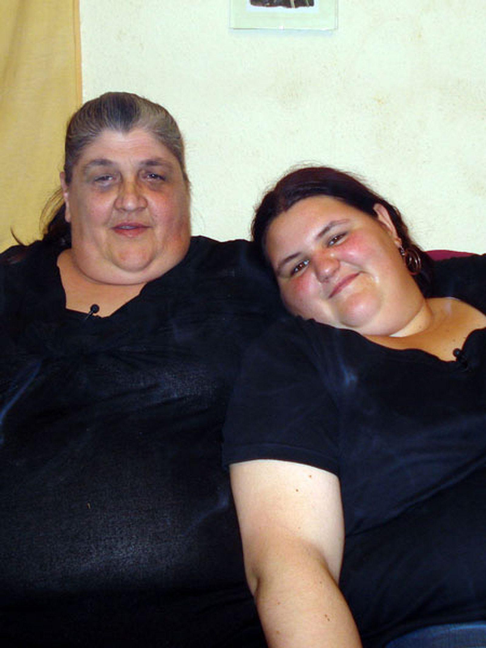 Frauentausch: Jasmin und Elisabeth lieben ihre Couch