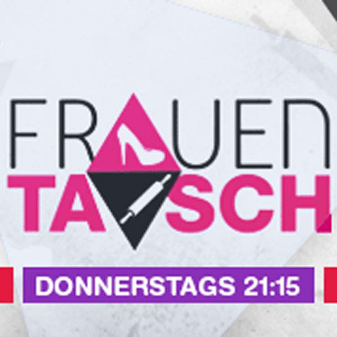 Frauentausch-Sensation: RTL II ändert Logo der Doku-Soap