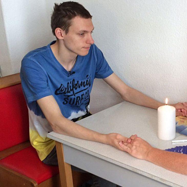 """Maik Ulrich: """"Goldener Scheißhaufen""""-Kandidat aus DSDS macht bei """"Frauentausch"""" mit"""