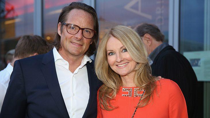 Frauke Ludowig und ihr Mann Kai Roeffen