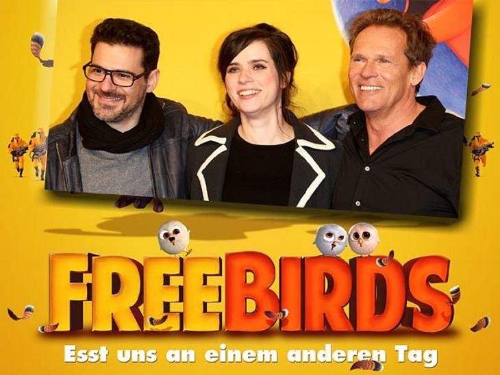 """Nora Tschirner leiht in """"Free Birds"""" Truthenne Jenny ihre Stimme. Wir trafen sie zum Interview."""