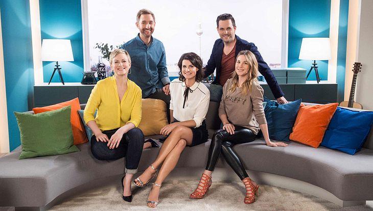Sat.1 Frühstücksfernsehen: Beliebter TV-Star wird Moderator!