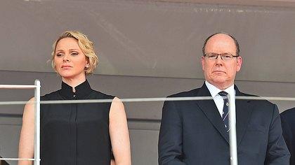 Fürst Albert Charlène von Monaco - Foto: Imago