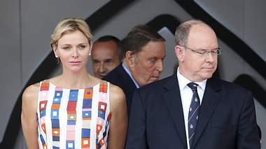Charlene und Albert von Monaco - Foto: IMAGO/ DeFodi