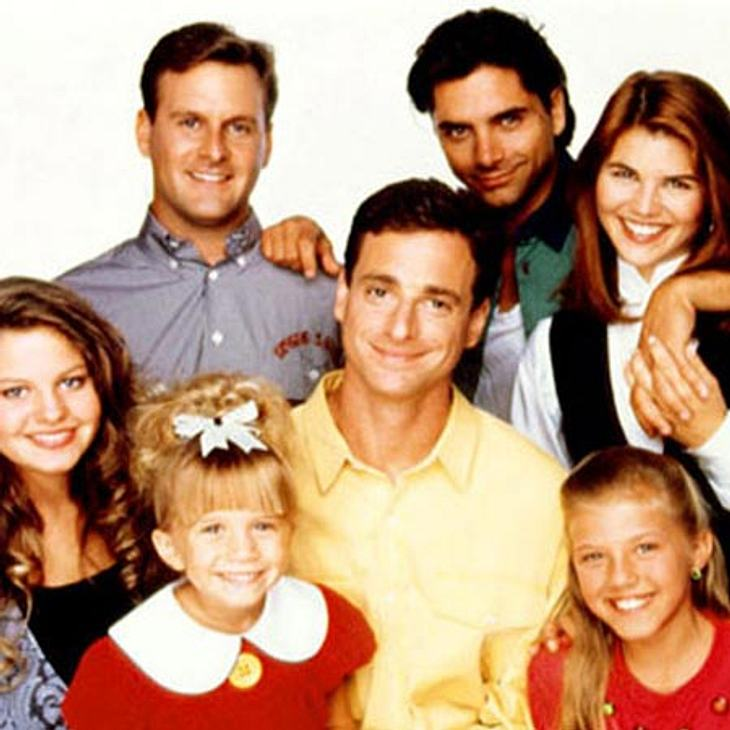 Full House-Reunion endlich via Instagram gefeiert!