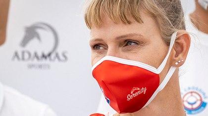 Fürstin Charlene - Foto: Getty Images