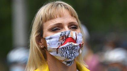 Fürstin Charlene Frisur - Foto: Getty Images