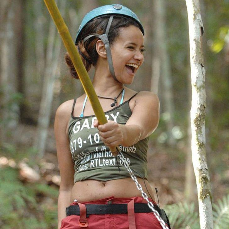 Gabby Rinne verrät Schmuggeltrick im Dschungelcamp