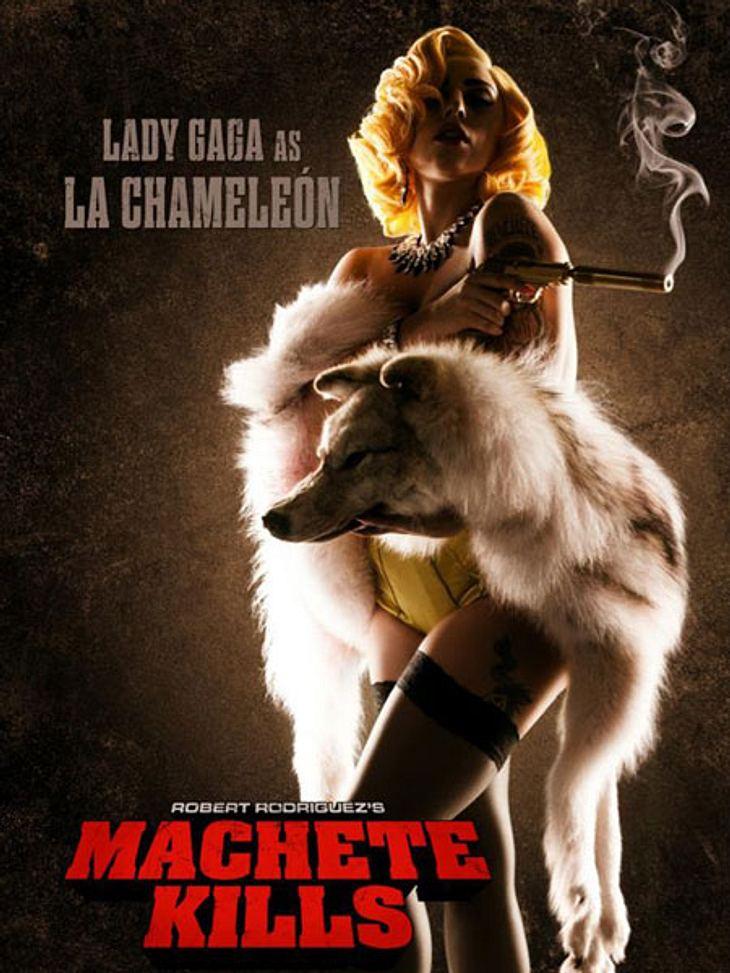 Lady Gaga: Gibt Schauspiel-Debüt