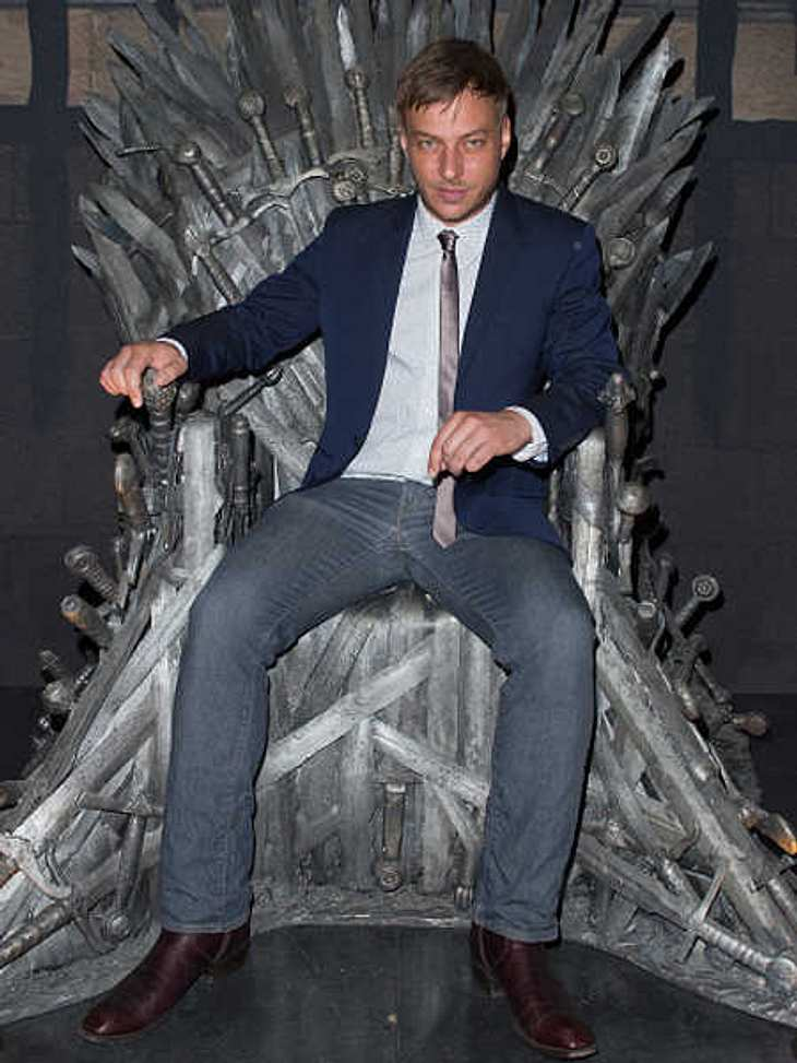 "Tom Wlaschiha bei ""Game of Thrones""-Ausstellung in Berlin"