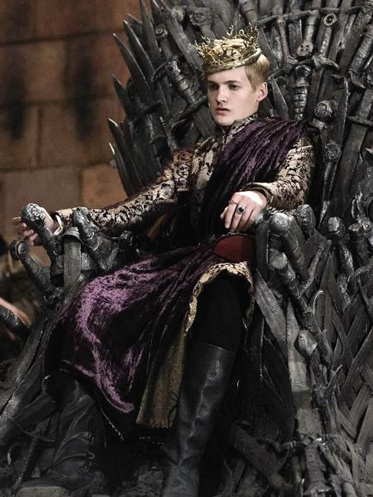 """""""Game of Thrones"""": Die besten Bilder aus Staffel zweiDer junge König, der tyrannisch herrscht, erfährt jedoch Rückhalt von den Lannisters."""