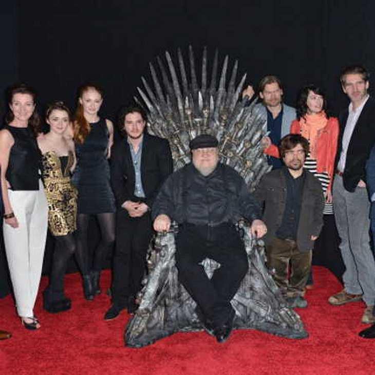 Game of Thrones: Autor rechtfertigt Vergewaltigungs-Szenen