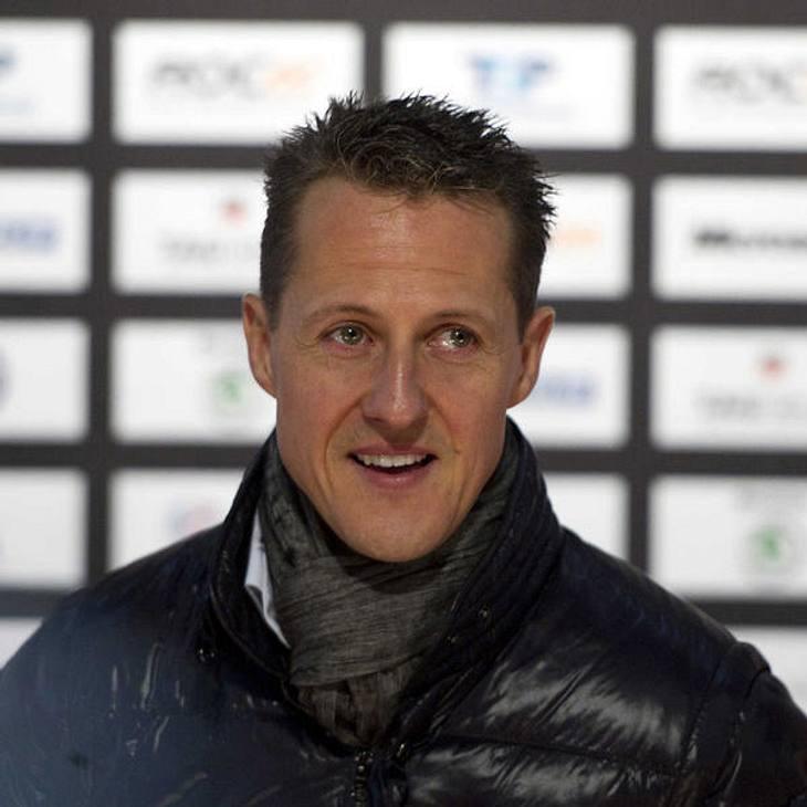 Es scheint Michael Schumacher besser zu gehen