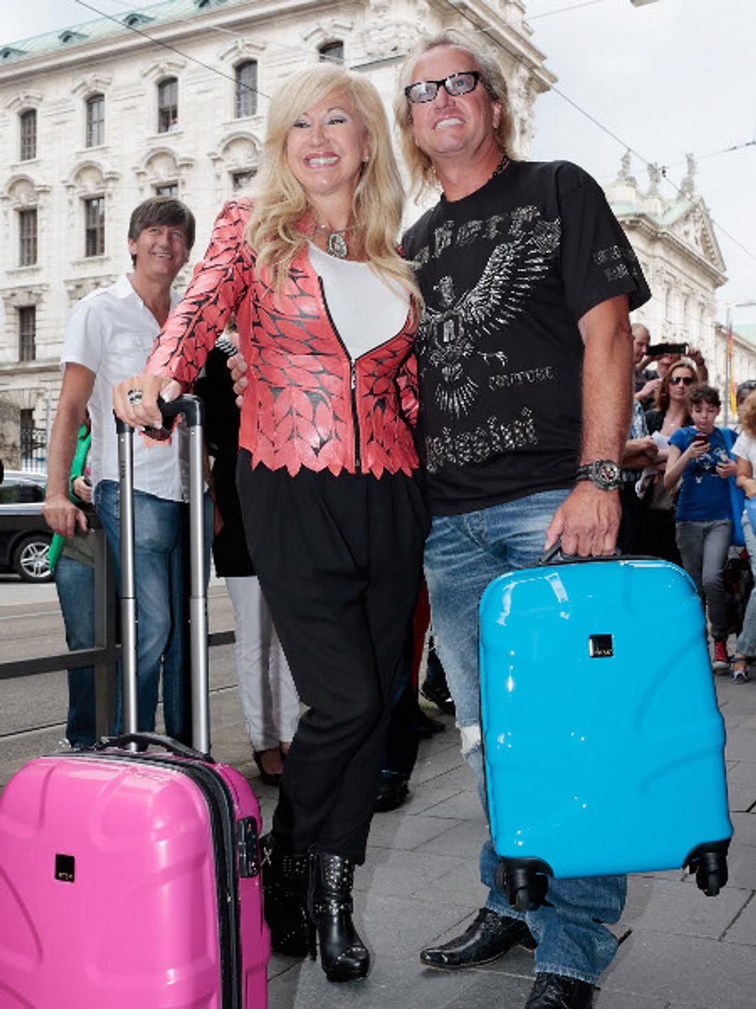 Die Geissens tauschten Villa gegen Boot und gehen auf Weltreise.